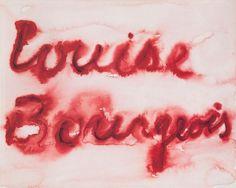 Louise Bourgeois   Galerie Karsten Greve