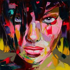 Untitled 620 - Françoise Nielly