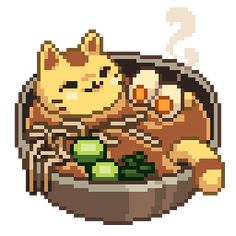 Ramencat - my two favourite things in one