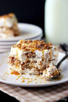 Apple Pie Lasagna | beyondfrosting.com