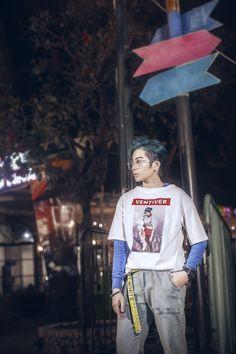 Gil Lê đã khiến khán giả bất ngờ khi lột xác trong bộ ảnh mới với phong cách gai góc, quay trở lại âm nhạc trong năm 2017.