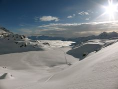 schneespitze 3178m - south tyrol - italy