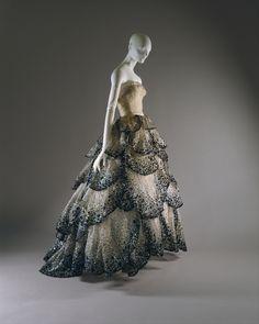 "Vintage Christian Dior ""junon"" 1949"