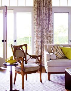 House Tour: Gideon Mendelson - Design Chic