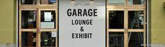gift_lab GARAGE Lounge&Exhibit | Design Studio
