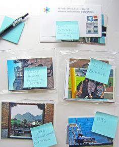 How to Organize Photo's Like a Professional Organizer