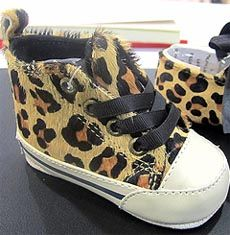 I was hardly surprised that at Ralph Lauren Layette, the always popular leopard print (by way of a sporty high top, and a feminine ballet slipper) were on display, given that leopard prints were a big statement at his women's Fall 2012 fashion show, held in February 2012. www.trimfootco.com