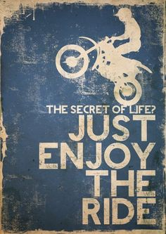 For the sweet love of MOTOCROSS! Our ultimate list of motocross quotes are dirty, funny, serious and always true. Check out our favorite motocross sayings Motocross Quotes, Dirt Bike Quotes, Racing Quotes, Biker Quotes, Motorcycle Quotes, Motorcycle Art, Bike Art, Hyabusa Motorcycle, Motocross Funny