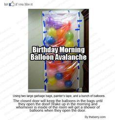 balloon surprise | Balloon surprise | asdfghjkl