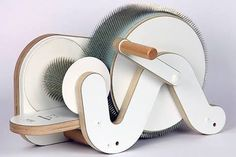 diy drum carder - Google Search