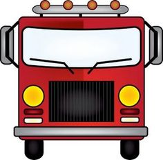fire truck clipart google search education by anna martin rh pinterest com fire truck clipart clipart fire truck free