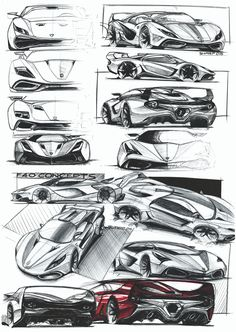 Ferrari Stallone - Phase 1 on Behance