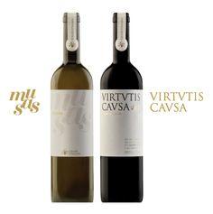 #labelsbyetygraf label / Celler d'Algars / wine