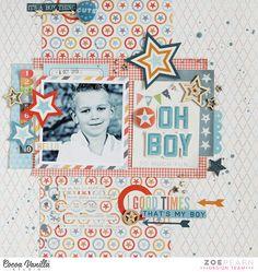 Oh Boy - Zoe Pearn -