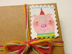 Gift ideas... Draw your own stamp!