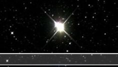 """A binary star is made up of two stars orbiting around each other. Perfect for double names like """"Marc & Lara""""  Recommended for couples, anniversary... get a star named after a loved one at http://www.star-registration.com/order/"""