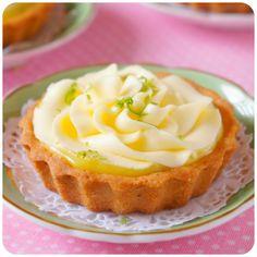 Tortinhas de Lemon Curd