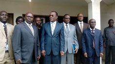 Mis en difficulté par les caciques de son parti, Pascal Affi Nguessan, à la tête d'une délégation de l'alliance des forces démocratiques a rencontré le mouvement des forces d'avenir d'Anaky Innocent Kobenan afin de l'avoir comme allié dans la composition d'une CEI c