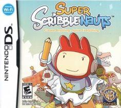 Super Scribblenauts DS Game