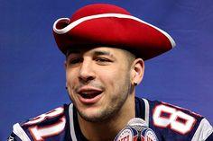 Aaron Hernandez ~ Really believe in this guy