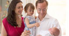 Prins Jaime en prinses Viktória de Bourbon de Parme hebben nieuwe familiefoto's vrijgegeven!