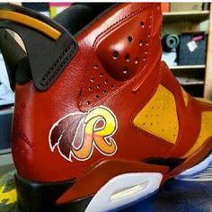 #Redskins sneaker