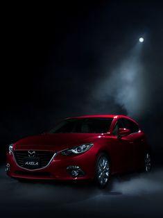 Kodo design language 2014 Mazda3