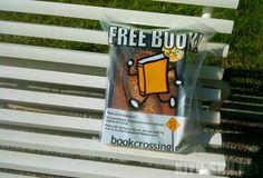 Bookcrossing - La plateforme leader, Bookcrossing.com, a pensé à tout. Les utilisateurs peuvent emballer leurs livres pour les laisser en bon état.