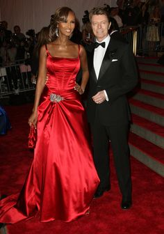 Happy 20th Anniversary, Iman And David: A Look At Their Super Hot Romance!