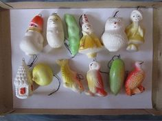 Bird Christmas Ornaments, Christmas Animals, Fish, Antiques, Holiday Decor, Antiquities, Antique, Pisces, Old Stuff