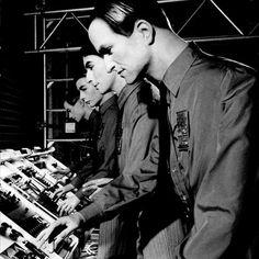 """Kraftwerk """"Compuer Love"""""""