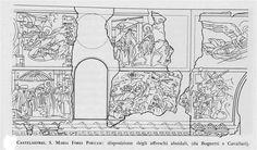 Risultati immagini per santa maria foris portas Santa Maria, Medieval Art, Google, Mother Mary