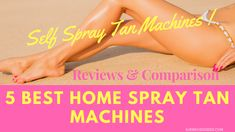 Best home spray tan machine: Best self spray tan machines to get perfect straight after beach looking tan, the healthy glow you want for special occasions. Home Spray, Beach Look, Best Self, Home Goods, Special Occasion, Glow, Healthy, Household Items, Sparkle