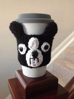 A personal favorite from my Etsy shop https://www.etsy.com/listing/227904728/boston-terrier-travel-mug-cozy-dog-cozy
