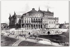 Gabinete de Curiosidades: Teatro Municipal de São Paulo - história
