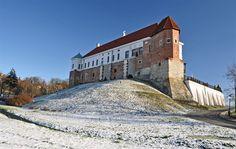 Sandomierz - Zamek królewski. Fot. Jadwiga Koniecko