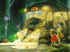 Tonari no Totoro, studio ghibli, #miyazaki