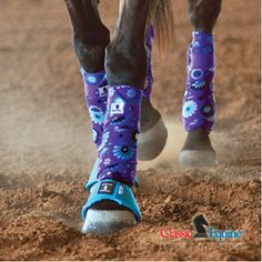 Classic Equine Polo Wrap - Pattern