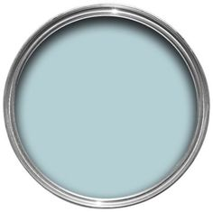 Crown Non Drip Gloss Paint Duck Egg Blue 750ml