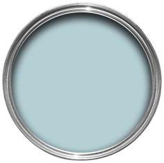 Hallway - Crown Non Drip Gloss Paint Duck Egg Blue 750ml