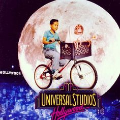 "@_anthonyperaza's photo: ""on my way to steal your girl in '92 #tbt #wherewereyouin92 #universalstudios #et"""