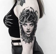 Sexy tattoos, tattoos for women, black tattoos, unique tattoos, beautiful t Tattoo Girls, Cool Tattoos For Girls, Best Tattoos For Women, Girl Tattoos, Tatoos, Sexy Tattoos, Unique Tattoos, Beautiful Tattoos, Black Tattoos