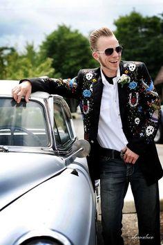 rockabilly jacket