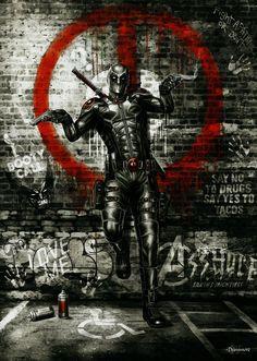 Deadpool - Whiley Dunsmore