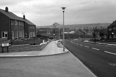 24 wonderful pictures of Longton from renowned photographer Bert Bentley - Stoke-on-Trent Live Midland Bank, Unseen Images, Royal Stafford, Local Photographers, Wonderful Picture, Stoke On Trent, Slums, Street View, Landscape