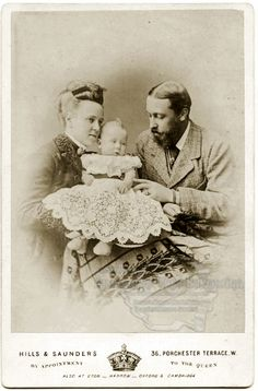 Marie Alexandrovna, Duchess of Edinburgh; Marie, Queen of Romania; Prince Alfred, Duke of Edinburgh