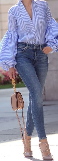 Fashion Shoes Spring Shirts Ideas For 2019 Mode Outfits, Casual Outfits, Fashion Outfits, Womens Fashion, Fashion Trends, Fashion News, Dress Outfits, Business Outfit Frau, Spring Shirts