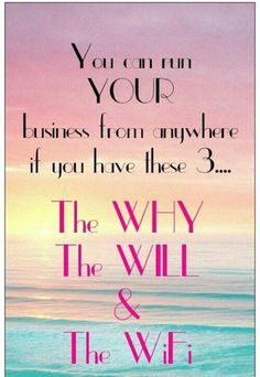 You read this right! That means you can run your own business and be your own boss with Rodan and Fields..message me and I'll help you in being your own boss!!
