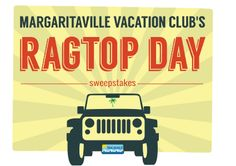 Margaritaville Ragtop Day Sweepstakes | Win a Margaritaville-customized off-road vehicle $25,000 ends 2-15-2014