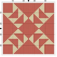 As a history buff, I couldn't resist researching about some of the oldest quilt block patterns like this Flying Geese Variation. It was a secret code symbolizing the behavior of migrating geese. It pointed fugitive slaves north to Canada and informed them of where and when it would be the safest route and time to escape.